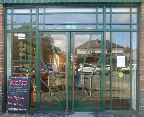 Doors, Tanner's Wines, Chester