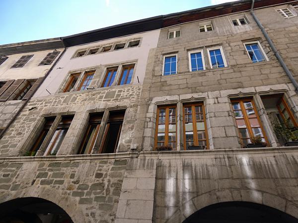 façades annecy