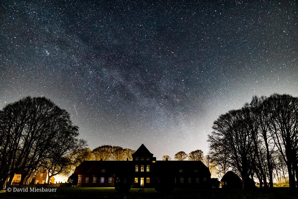 Night at the manor