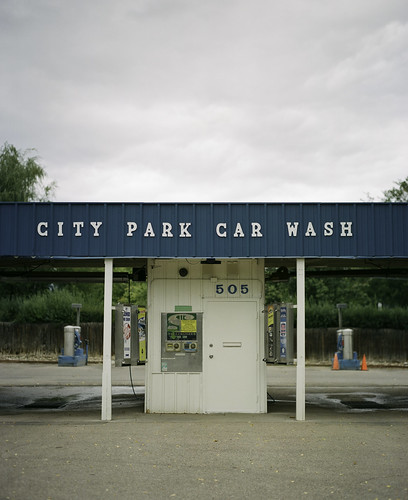 City Park Car Wash | by Vincent Buckley