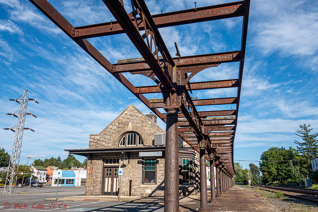 Historic Wernersville Train Station