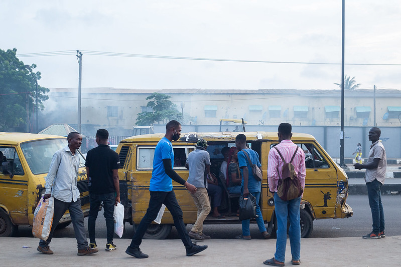 COVID-19 Pandemic - Nigeria