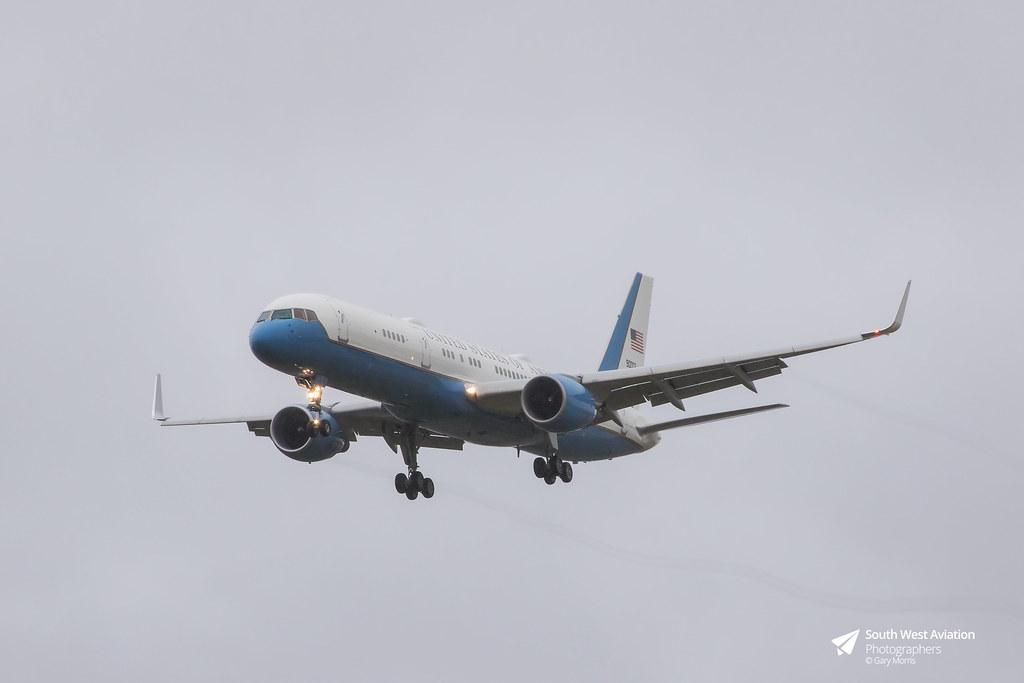 Boeing C-32A 99-0003