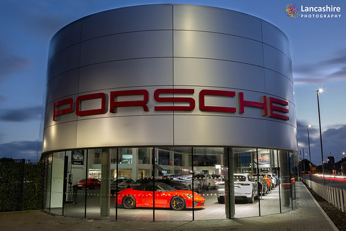 Porsche Showroom | by Lancashire Photography.com