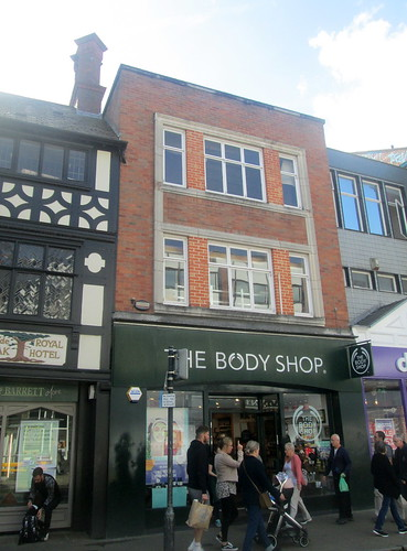 Body Shop, Chester