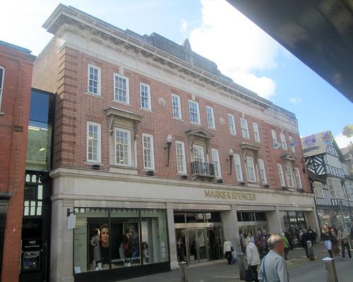 Marks &Spencer, Chester