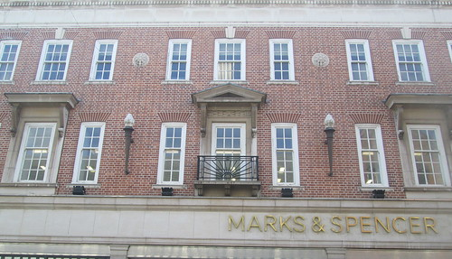 Detail Marks and Spencer, Chester 1