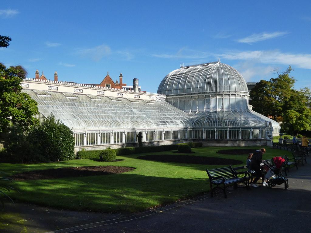 The Palm House, Belfast Botanical Garden