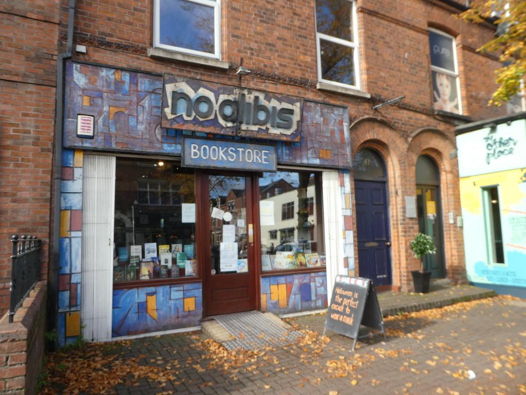 No Alibis Bookstore, Belfast