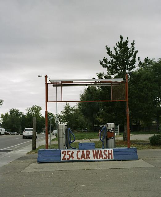 $0.25 Car Wash