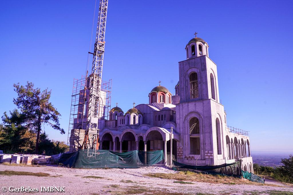 Εκπλήρωσε το προσωπικό του τάμα ο Σεβ. Μητροπολίτης Μποτσουάνας κ. Γεννάδίος. Λειτούργησε στον Ιερό Ναό του Αγίου Λουκά του Ιατρού στη Βέροια.