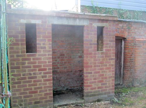 Bletchley Park Sentry Box