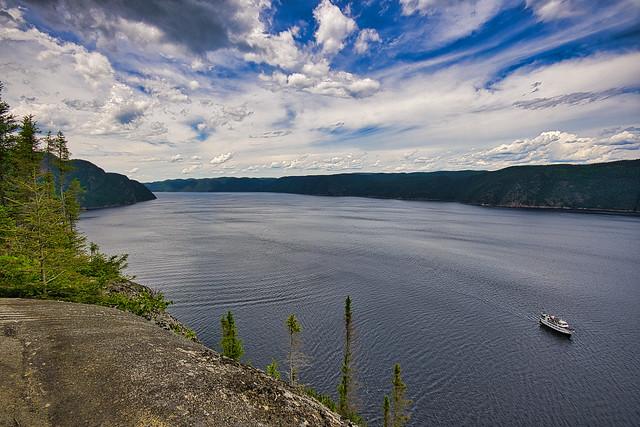 Parc National du Fjord du Saguenay - Saguenay Fjords National Park