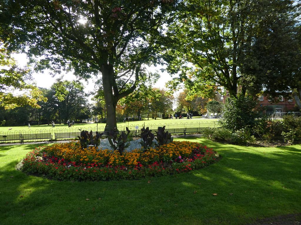 Belfast Botanical Gardens