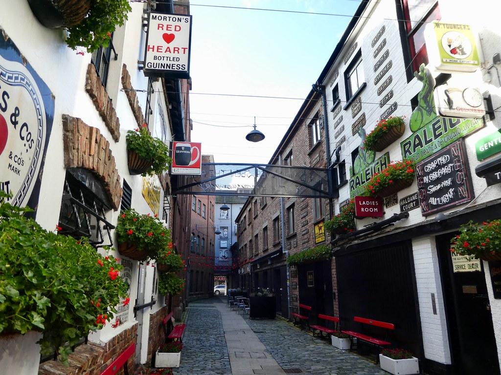 Hill Street, Belfast