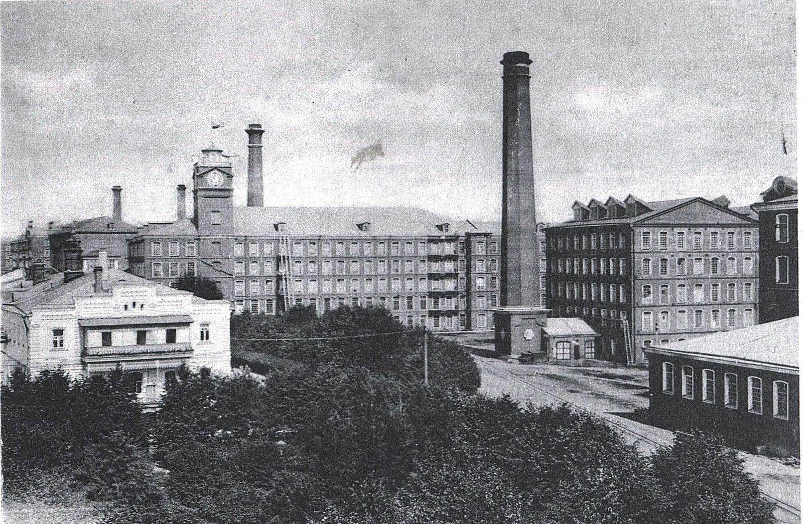 04. Старая фабрика со двора