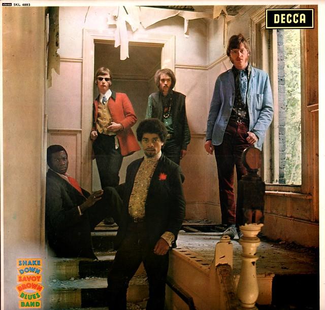 1 - Savoy Brown - Shake Down - UK - 1967