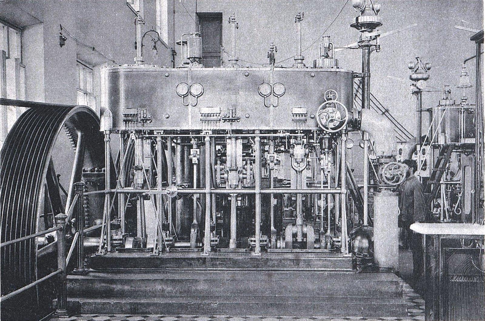 30. Станция электрического освещения