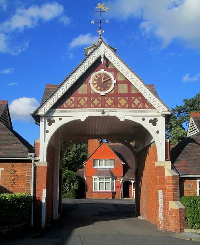 Bletchley Park Cottages