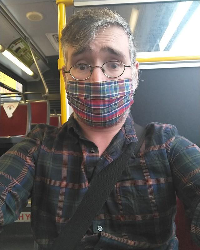 26 Dupont bus selfie #toronto #me #selfie #ttc #buses #26dupont