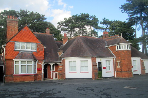 Bletchley Park Cottages,