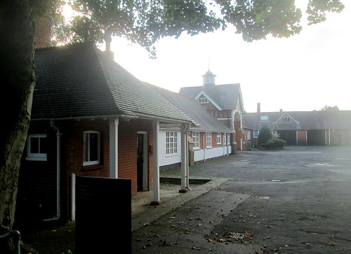 Bletchley Park Cottages | by piningforthewest