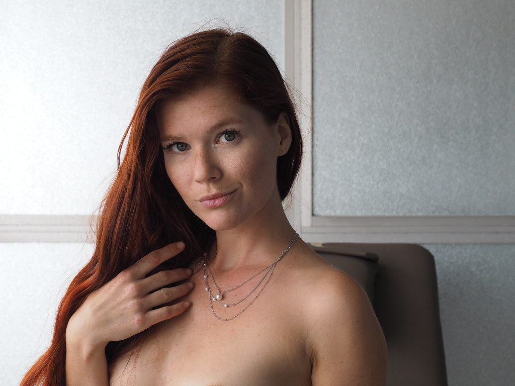 Mia Solis from Czechia