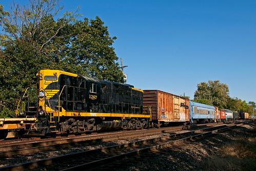 garfieldnj newyorkgreenwoodlake emd sw1500 dundeespur train railfan railroad gp9