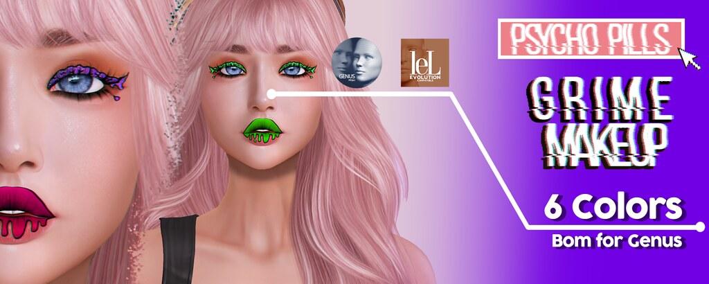 Grime Makeup Kit!
