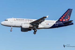 BrusselsAirlines_A319_OO-SSU_BRU_OCT2016