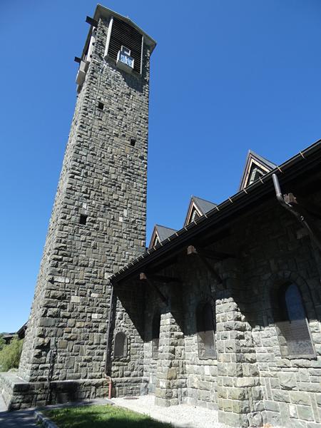 la chapelle du plateau d'asssy