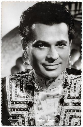 Walter Reyer in Der Tiger von Eschnapur (1959)