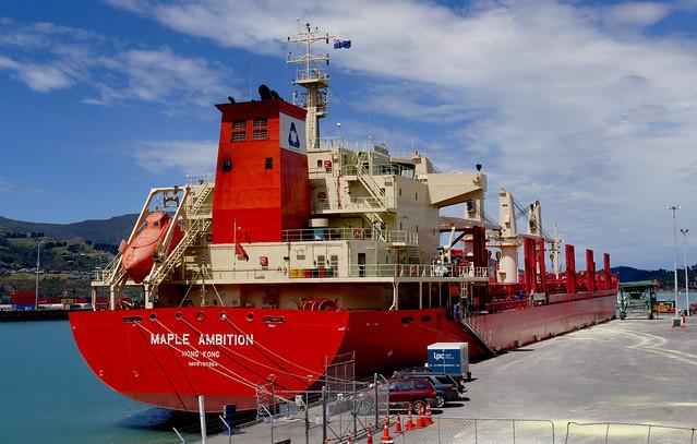 MAPLE AMBITION ( Bulk Carrier)