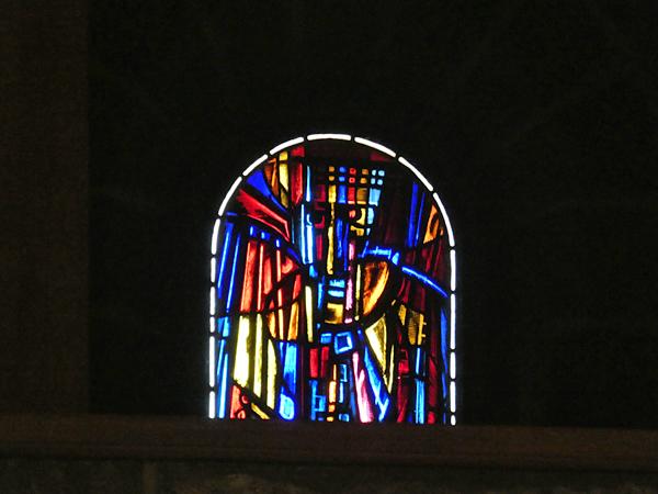 vitrail de Bazaine