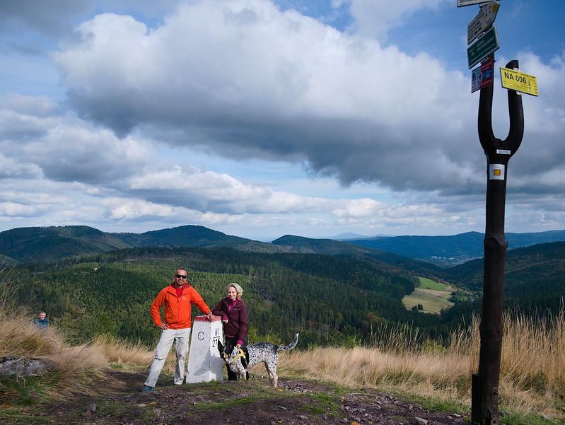 Góry Suche Ruprechtický Špičák