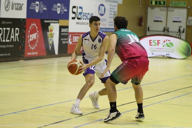 12/10/2020 Euskal Kopa EBA - Fase Final (Santurtzi)