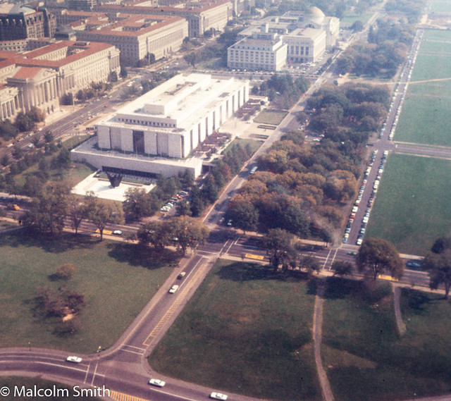 The View From Washington Monument