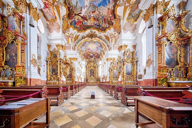 Landsberg Lech Heiligkreuzkirche