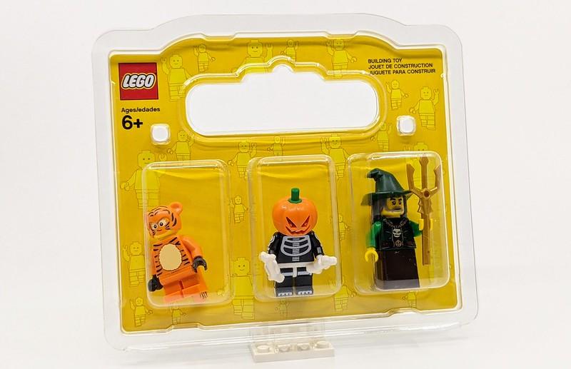 LEGO Store Halloween Minifigures