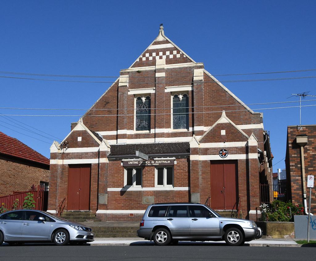 Uniting Church, Hurlstone Park, Sydney, NSW.