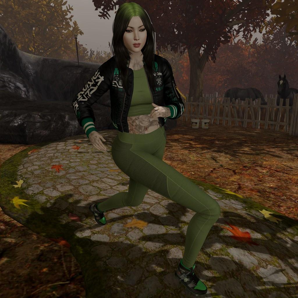 Autumn Jog