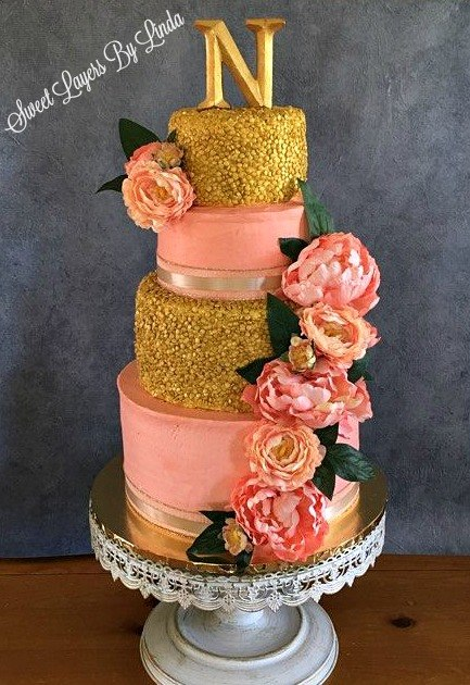 Cake from Sweet Layers By Linda