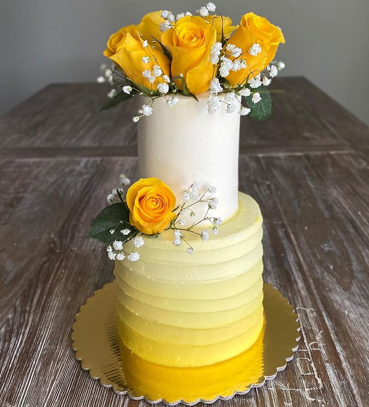 Cake by Philosophie Bakery