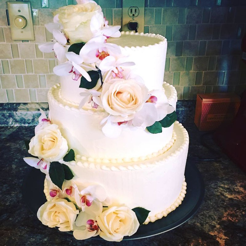 Cake by Oliver Scotts