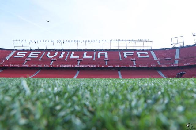 Un var en Sevilla.