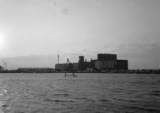 The Port Colborne Silos