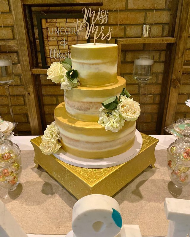Cake by Cupcakes From The Hart, LLC
