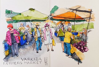 Farmers market | by uebero
