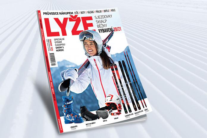 SNOW 125 market - sjezdové, skialpové a běžecké vybavení 2020/21
