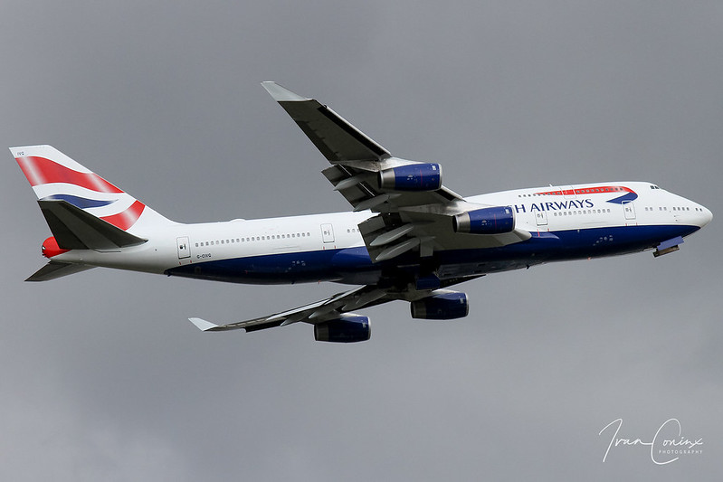 Boeing 747-436 – British Airways – G-CIVG – London Heathrow (LHR EGLL) – 2015 03 29 – Takeoff RWY 27R – 01 – Copyright © 2015 Ivan Coninx